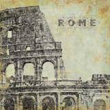 Rome Print by Stephanie Marrott