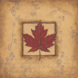 Maple Leaf Art by Stephanie Marrott