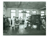 Harold S. Davies, Inc. Service Department, Circa 1930 Giclee Print by Chapin Bowen