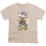 Youth: Garfield - Wild One Shirts