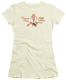 Juniors: Space Ace - Retro Tech T-shirts