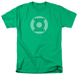 DC Comics - GL Little Logos Shirt
