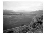 Okanogan Series, Methow Valley, 1914 Premium Giclee Print by Asahel Curtis