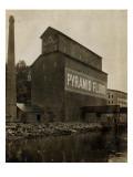 "Elevator ""A"" of the Tacoma Grain Co., Circa 1915 Giclee Print"