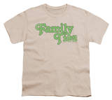 Youth: Family Ties - Family Ties Logo T-Shirt