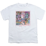 Youth: Pink Panther -   Vintage Titles Shirts