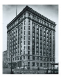 Chamber of Commerce Building, Tacoma, WA, Circa 1920s Giclee Print by Marvin Boland