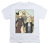 Youth: Popeye - Popeye Gothic T-Shirt