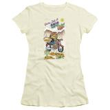 Juniors: Garfield - Wild One T-shirts