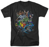 Batman - Saints and Psychos T-Shirt