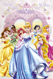 Disney Princess - Magic Glows from Within ポスター
