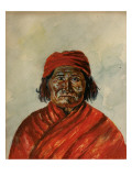 Geronimo Giclee Print by W.J. Ryan
