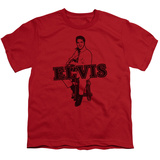 Youth: Elvis - Jamming T-shirts