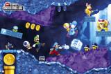 Super Mario Bros. - Mario Under Prints