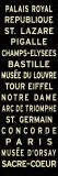 Paris Sign Prints