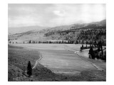 Okanogan Series, Hill and Hayden Tract, 1914 Giclee Print by Asahel Curtis
