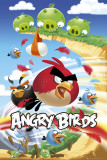 Angry Birds - Attack Affiches