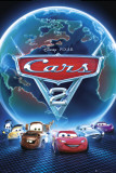Cars 2 Posters