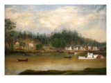 Montesano, W.T. Giclee Print by Mary Achey