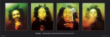 Bob Marley Excuse Me Affiches