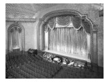 Broadway Theatre Interior, 1927 Giclee Print by Chapin Bowen