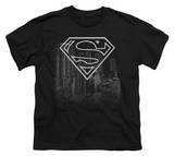Youth: Superman - Skyline T-Shirt