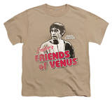 Youth:   Friends of Venus T-shirts
