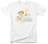 Betty Boop - Hot in Hawaii Vêtements