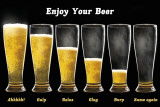Enjoy Your Beer Affiches