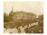 A.Y.P.E., Fine Arts Building, 1909 Giclee Print by Frank H. Nowell