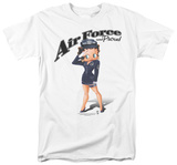 Betty Boop - Air Force Boop Shirt