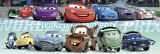 Cars 2 - Cast Psters