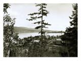Kalama View, Circa 1910 Giclee Print