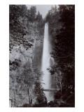 Multnomah Falls, Circa 1890 Giclee Print by I.G. Davidson