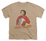 Youth:   Mork IronOn T-Shirt
