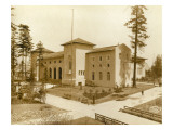 A.Y.P.E., California Building, 1909 Giclee Print by Frank H. Nowell