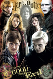 Harry Potter and the Deathly Hallows - Part II - Good vs. Evil Poster