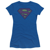 Juniors: Superman - Superman Little Logos T-shirts