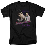 Elvis - Heartbreak Hotel Shirts