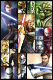 Star Wars - Clone Wars Print