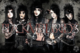 Black Veil Brides - Leather Print