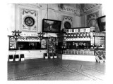 News Stand, Union Depot, 1923 Giclee Print by Asahel Curtis
