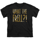 Youth: Farscape - What the Frell T-Shirt