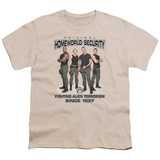 Youth: Stargate SG-1 - Homeworld Security T-Shirt