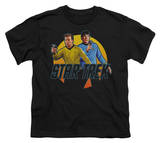 Youth: Star Trek - Phasers Ready T-shirts