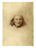 Chief Seattle, Circa 1865 Giclee Print by Joseph Thwaites