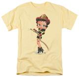Betty Boop - Firefigher Boop T-shirts