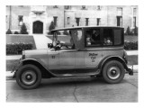 Tacoma Taxicab & Transfer Co, 1927 Giclee Print by Chapin Bowen