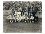 Tacoma All Star Baseball Team, 1924 Impression giclée par Marvin Boland