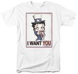 Betty Boop - Auntie Boop T-shirts